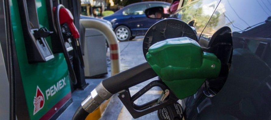 Hacienda da a conocer estímulos fiscales y porcentajes aplicables a combustibles