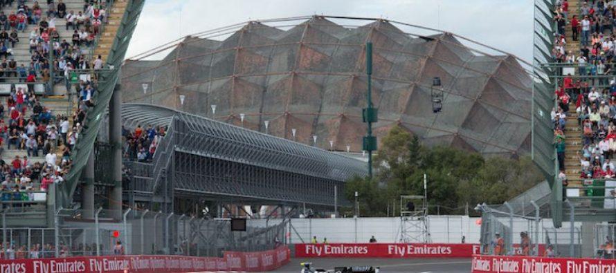 Autoridades promueven edición 2017 del Gran Premio de México