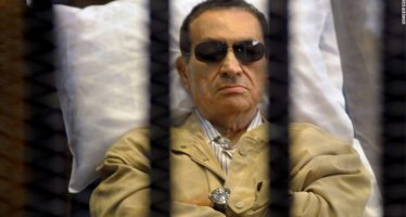 Tribunal de apelaciones en Egipto absuelve a ex presidente Mubarak