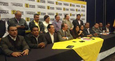 Miembros del PRD impugnarán designación de candidato al gobierno del Edomex