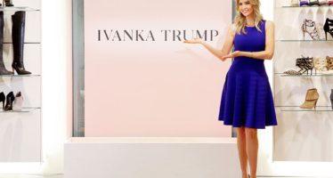 Ivanka Trump maquila su ropa en China y no en EU, contra política de su papá