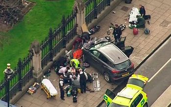Policía detiene a 10 personas y allana 20 propiedades tras atentado en Londres