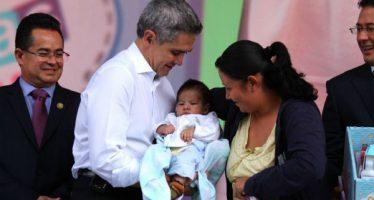 Ley de cunas CdMx protegerá a niños y niñas; medida de vanguardia a nivel mundial