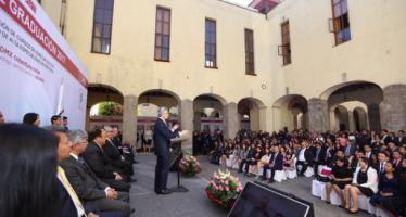 Gobierno de la CDMX y la UNAM trabajan en especialidad de medicina comunitaria