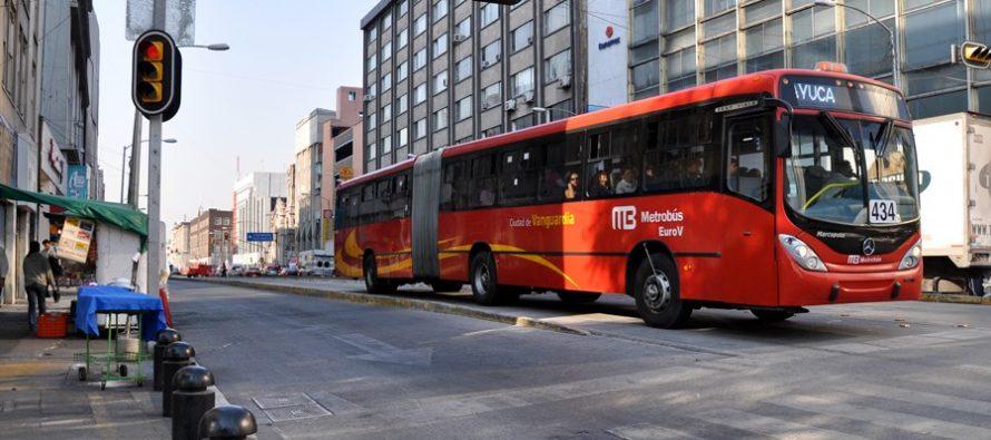 Tarifa del Metrobús podría subir de 6 a 8 pesos; se sabrá a fines de marzo