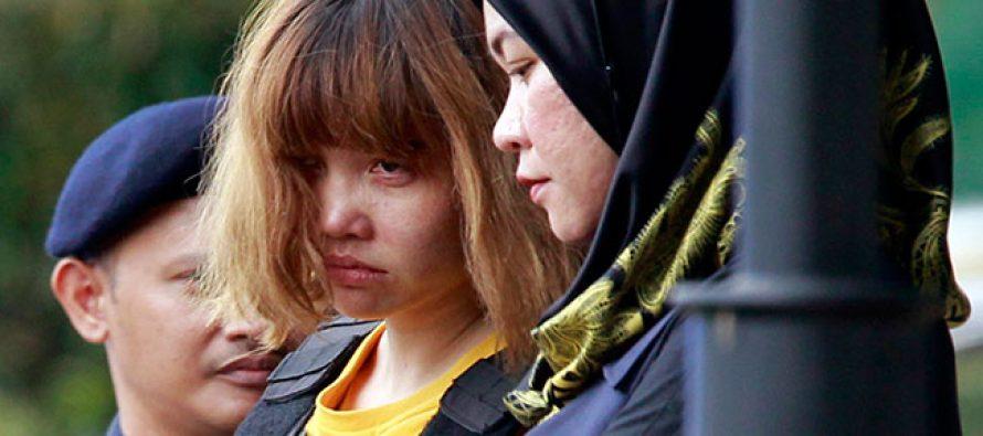 Formal acusación de asesinato da Fiscalía a las dos mujeres que atacaron a Kim Jong-nam