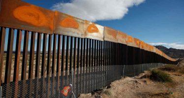 Fondos de EU para construir el muro solo llegan a 20 mdd y se necesitan 21,600 mdd