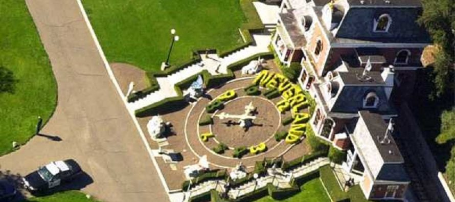Rancho Neverland de Michael Jackson deprecia su valor más de 30 mdd