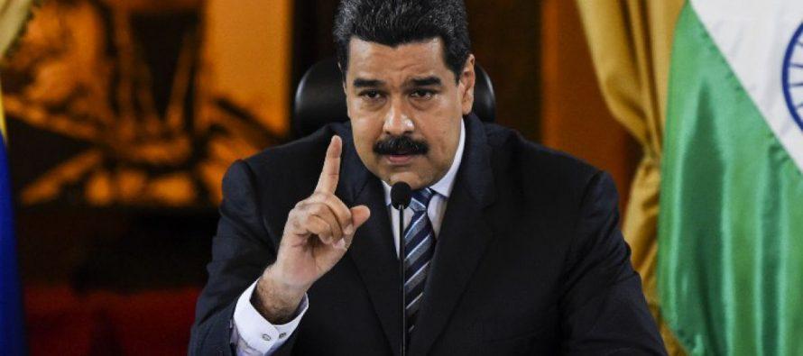 Maduro pide a la oposición de Venezuela retomar el diálogo