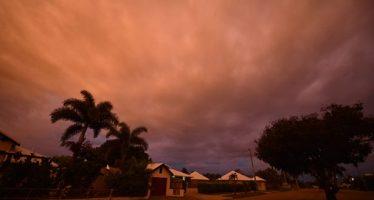 Desalojan a miles en el norte de Australia ante ciclón Debbie y marea alta