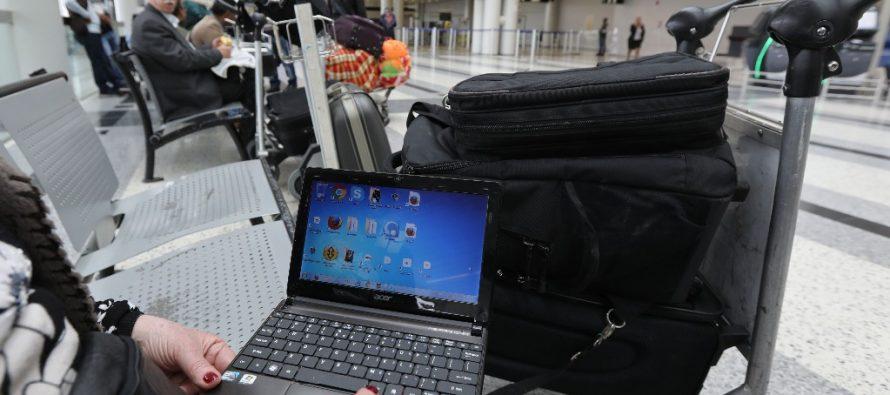 Pide Turquía a EU 'retirar o atenuar' prohibición de viajar con laptops desde Medio Oriente