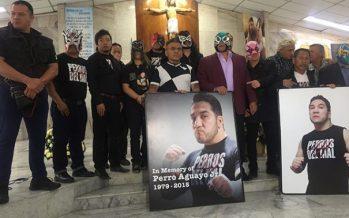 Familiares y amigos recordaron al Perro Aguayo Jr. a dos años de su muerte