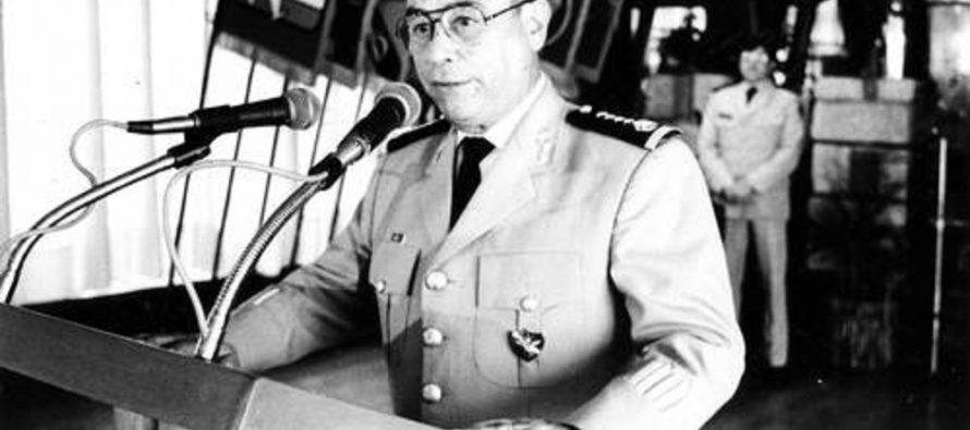 Falleció el ex secretario de la Defensa Nacional, Antonio Riviello Bazán