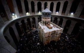 Reabrieron la tumba de Jesucristo tras nueve meses de restauración