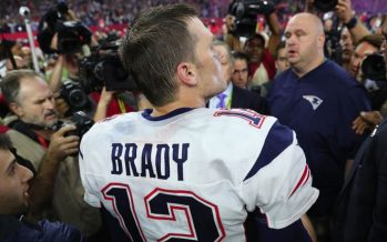 Camiseta robada de Tom Brady aparece en casa de periodista mexicano