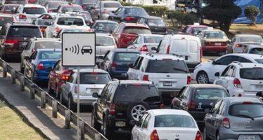 Activan dispositivo que detecta vehículos contaminantes que quieran entrar a la CDMX