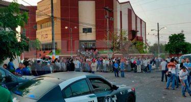 Enfrentamiento entre trabajadores de Veracruz deja dos muertos y 10 heridos