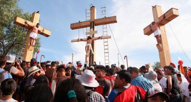 Más de 2,500 colonos representarán la Pasión de Cristo en Iztapalapa