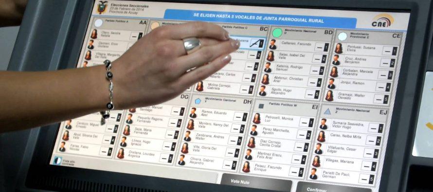 Suspende el INE modalidad de voto electrónico en el extranjero; falta tiempo y presupuesto
