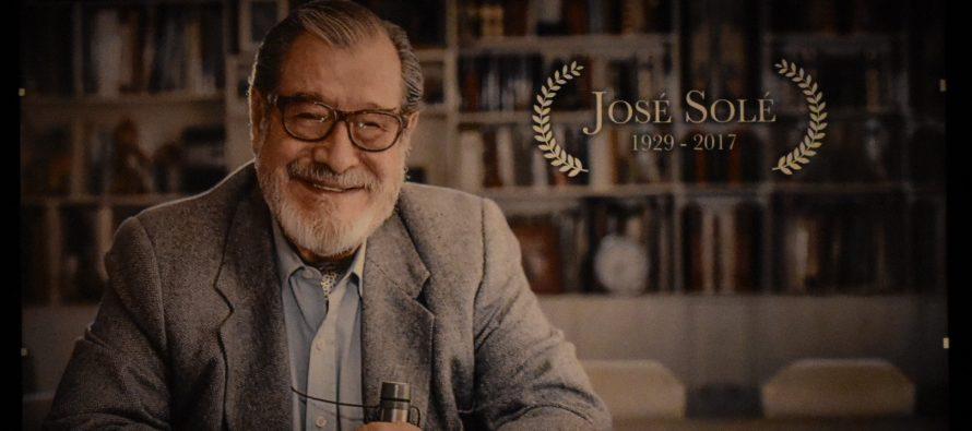 Homenaje Póstumo a José Solé en el Centro Cultural del Bosque