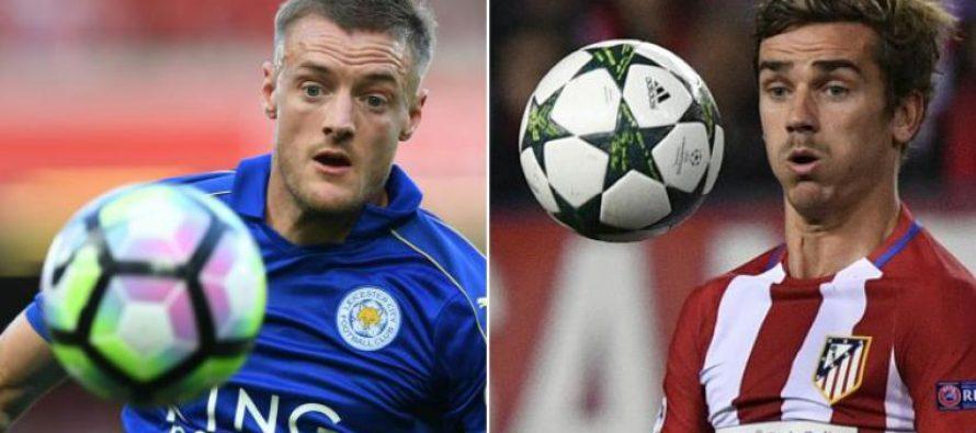 Por la vía del penalti, Atlético de Madrid vence 1-0 al Leicester City