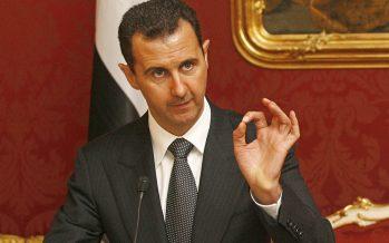 "Trump dice que no mandará tropas a Siria contra a Al Assad, a quien llama ""animal"""
