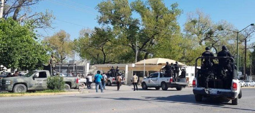 Riña dentro de penal de Ciudad Victoria deja saldo de un muerto y cuatro heridos