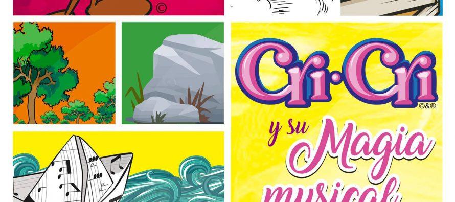 """La Filarmónica de las Artes celebrará 110 años del natalicio de """"Cri-Cri"""""""