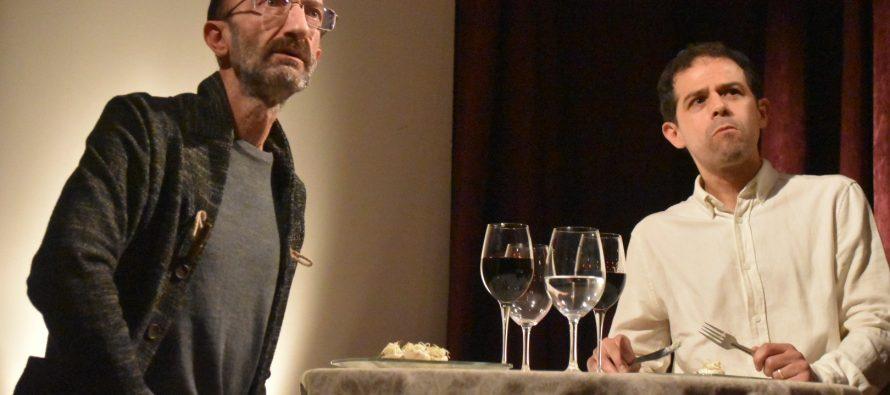 Obra de Teatro: Mi Cena Con André