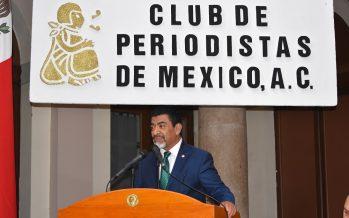 """""""No más descalificaciones sin pruebas"""", pide el representante de la Presidencia, Domínguez Cordero"""