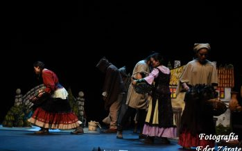 Obra de Teatro: La Artesteada Trupetera
