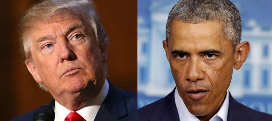 Trump acusa a políticas en administración de Obama por el ataque químico en Siria