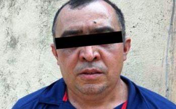 """Capturan en Guerrero al """"Nene"""", delincuente que asoló la Costa Grande"""