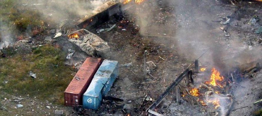 Explosión de fuegos pirotécnicos deja al menos cinco muertos en Lamego, Portugal
