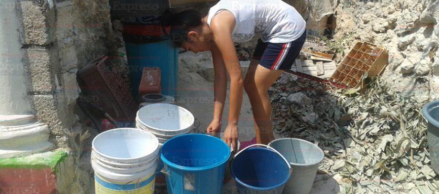Gobierno de la CDMX da a conocer lista de colonias donde se cobrará el agua por tandeo