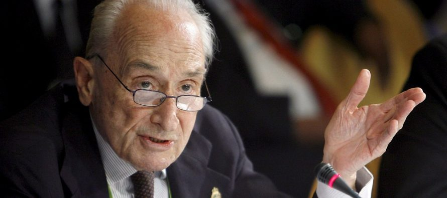 Murió el sociólogo italiano Giovanni Sartori