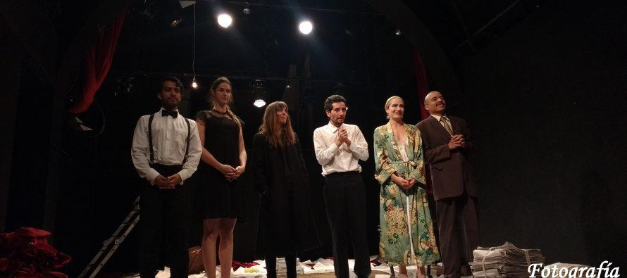 Obra de Teatro: Tréplev: Taxidermia en cuatro actos