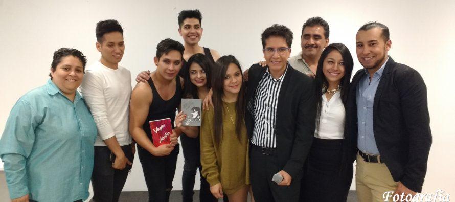 Presentación del Libro Fashion Time Loft de Gerardo Moyeda