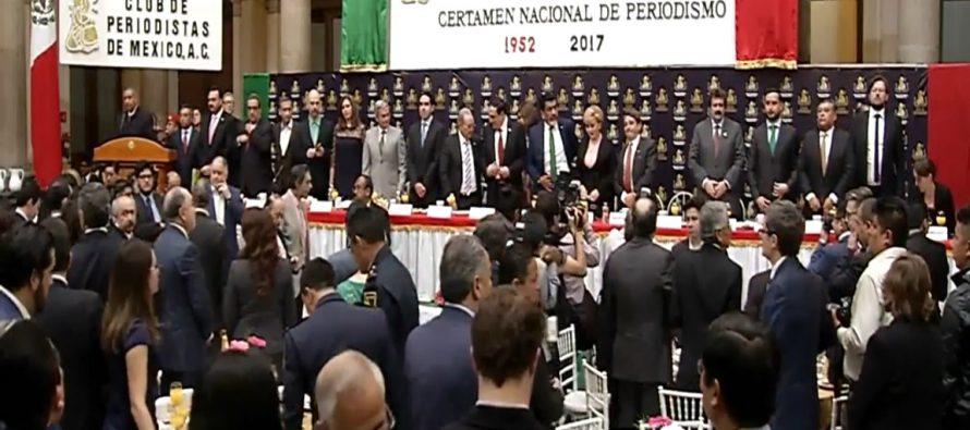 Certamen Nacional e Internacional de Periodismo 2017