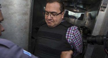La PGR ya integró la solicitud formal para extraditar a Javier Duarte