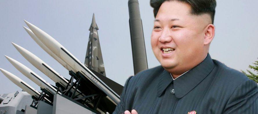 Corea del Norte lanza misil balístico la víspera de reunión entre Trump y Xi Ping