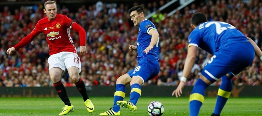 Manchester United alcanza a empatar 1-1 contra el Everton