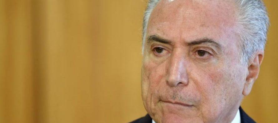 Brasil va a huelga general tras fracaso de gobierno de Temer