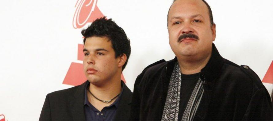 """Pepe Aguilar defiende totalmente a su hijo de acusación; """"No es un delincuente"""""""