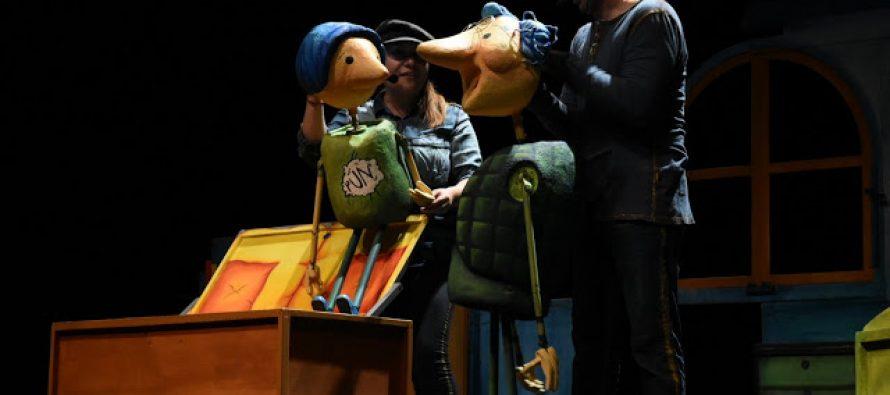 Pun historia asquerosa para niñ@s que se echan vientos, inaugura la barra infantil del nuevo Teatro Royal Pedregal