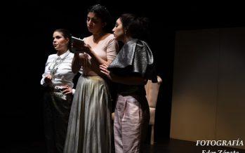 Obra de Teatro: Tarde Para Arrepentirse