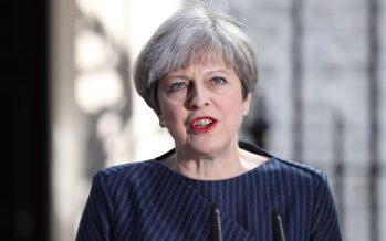Theresa May anuncia adelanto de elecciones generales en el Reino Unido