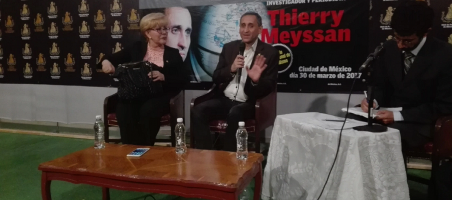 La paz mundial depende del desarrollo de China y Rusia: Thierry Meyssan