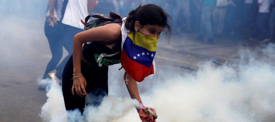 Cinco muertos en esta semana tras protestas en Venezuela
