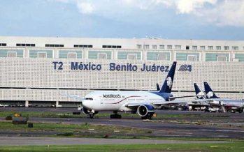 Senado recibe minuta que contempla proteger a viajeros por retraso de aerolíneas
